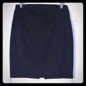 Express Skirts - Express - Pencil Skirt with clasp back
